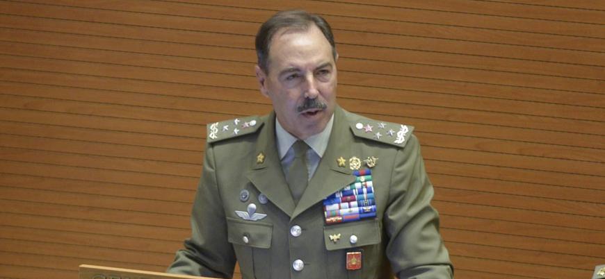 İtalya Kara Kuvvetleri Komutanı koronavirüse yakalandı