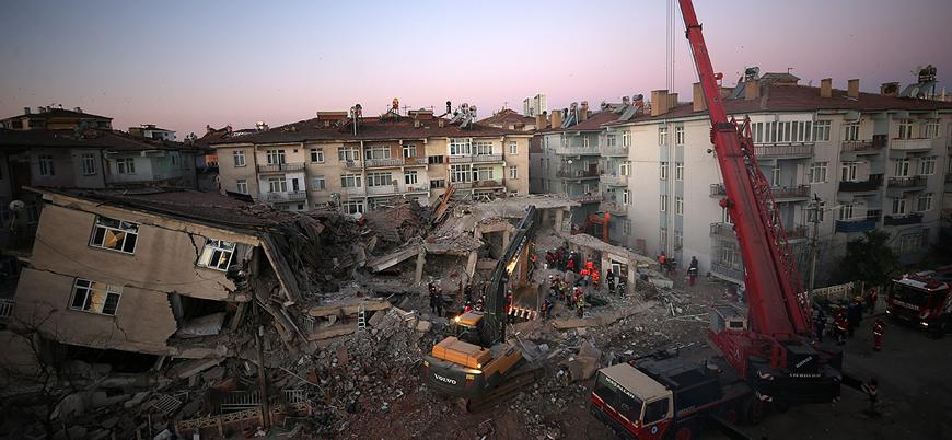 Türkiye'de iki ayda 10 binden fazla deprem meydana geldi