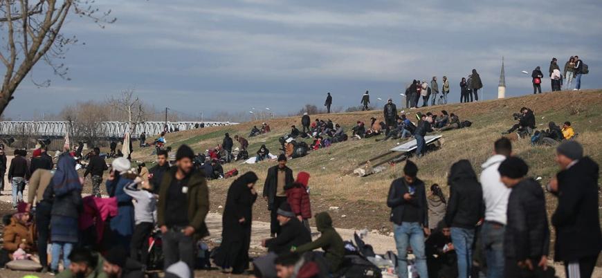 AB'den Türkiye'ye: Sınırdaki göçmenleri uzaklaştır