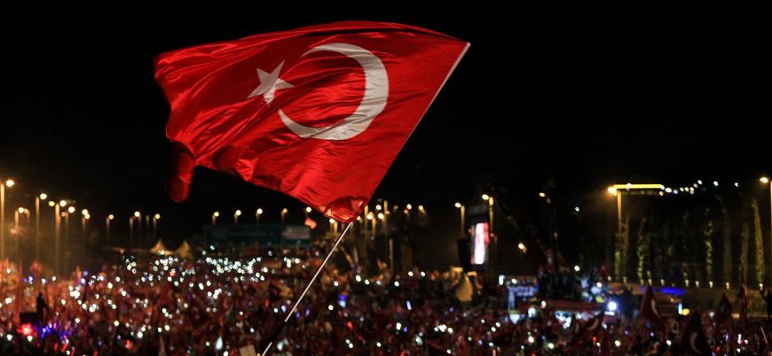 Türkiye'de halk en az ABD ve Rusya'ya güveniyor