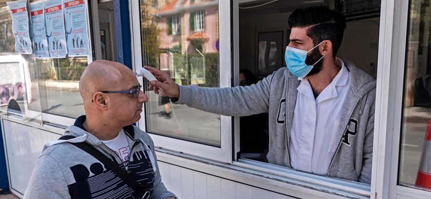 Kuzey Kıbrıs'ta ilk koronavirüs vakası