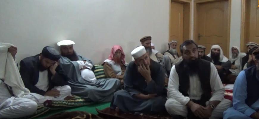 Afganistan'da 'Selefi Afgan İslam alimleri' Taliban'a biat etti