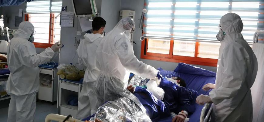 İran koronavirüs nedeniyle IMF kapısında