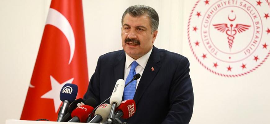 Türkiye'de ilk koronavirüs vakası açıklandı