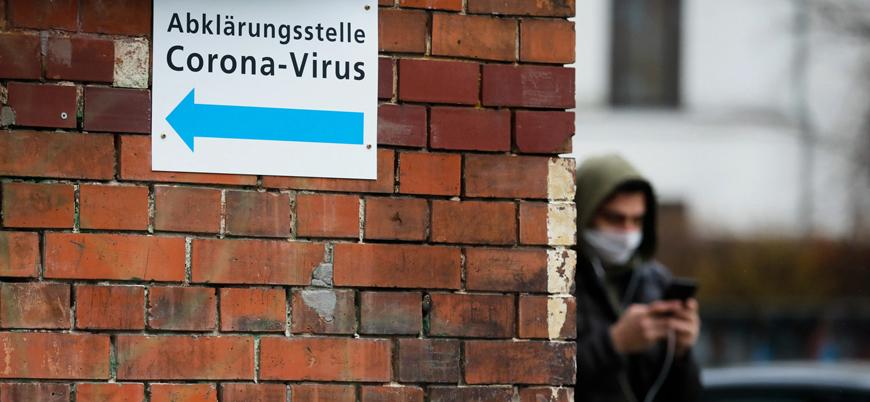 Almanya'dan 'koronavirüsle mücadele' için 1 milyar euro bütçe
