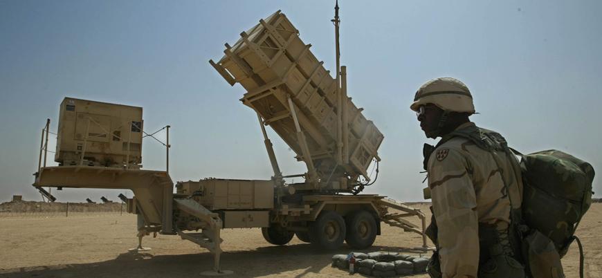 ABD Irak'a hava savunma sistemleri gönderiyor
