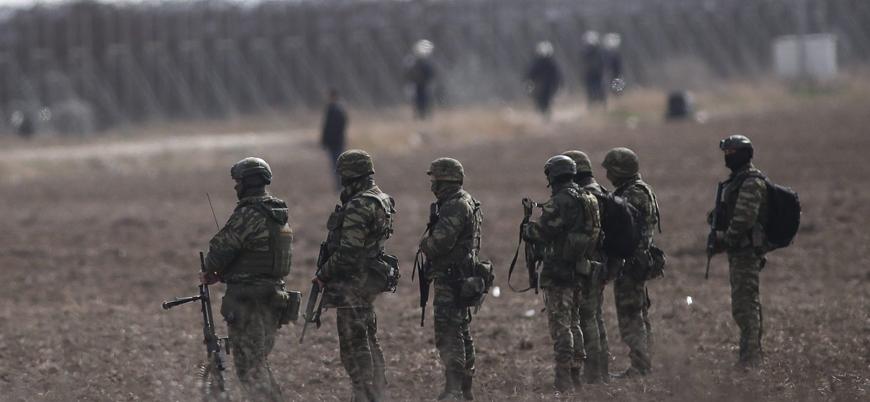 Avusturya'dan Yunanistan'a mültecilere karşı 'özel askeri birim' desteği