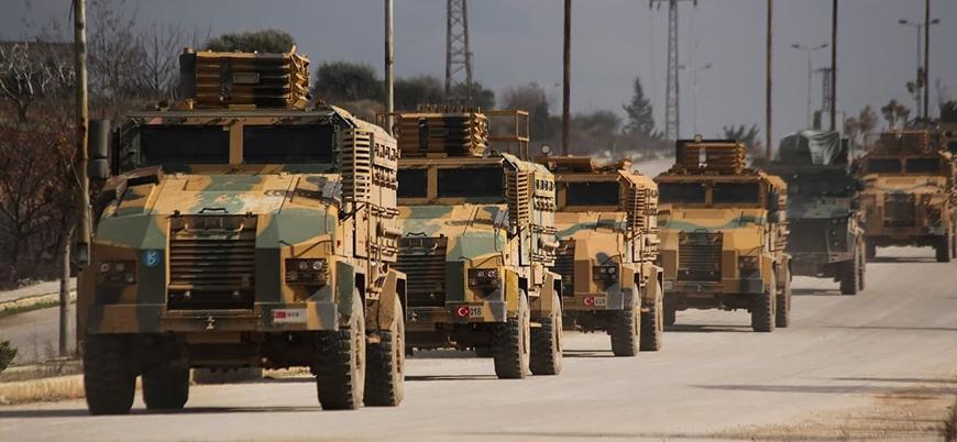 Akar ve Çavuşoğlu'ndan İdlib'de ateşkese ilişkin açıklama