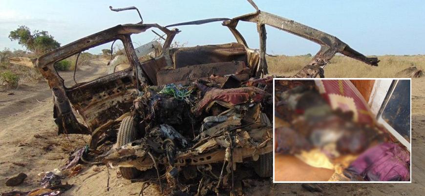 ABD Somali'de Eş Şebab bahanesiyle sivilleri vurdu: 5 ölü