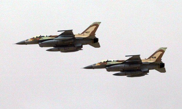 Suriye rejimi: İsrail uçağını vurduk