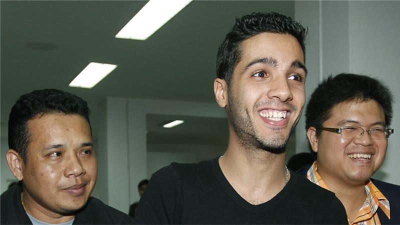 Ona 'mutlu hacker' diyorlar: Hamza Bendelladj