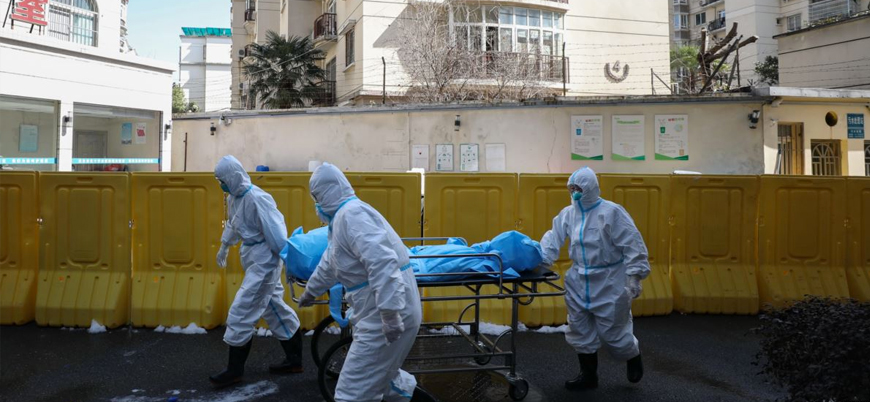 Koronavirüs: İran'da 24 saatte 500'e yakın kişi öldü