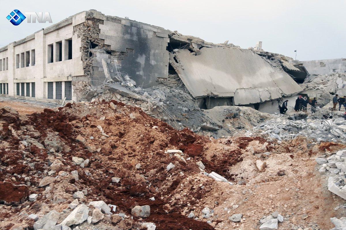 HTŞ'den cami saldırısı açıklaması: Şam ehli düşmanının kim olduğunu anladı