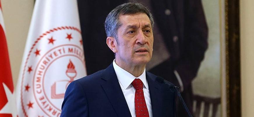 """""""Eğitim Bakanı Ziya Selçuk geçen hafta istifasını verdi"""""""