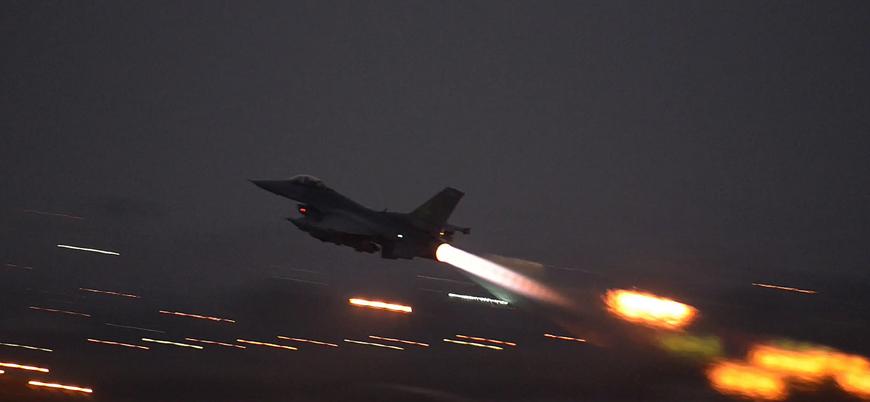 ABD Irak'ta İran destekli Şii milisleri vurdu