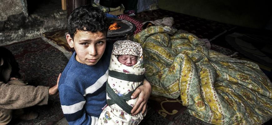UNICEF: Suriye'de her 10 saatte bir çocuk öldürülüyor