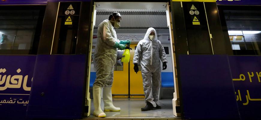 İran koronavirüse karşı uluslararası kamuoyundan yardım istedi