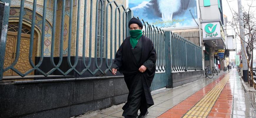İran'da koronavirüs nedeniyle sokaklar boşaltılıyor