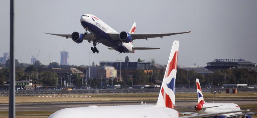 """""""Koronavirüs salgını devam ederse hava yolu şirketleri iflas edebilir"""""""