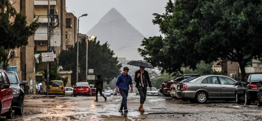 Mısır'da 'Ejderha Fırtınası': En az 20 ölü, 39 yaralı