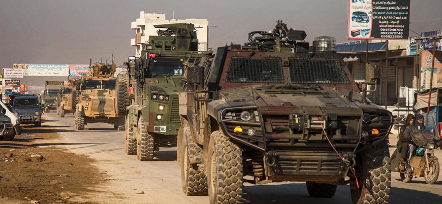 İdlib'de ilk Türk-Rus ortak devriyesi 15 Mart'ta
