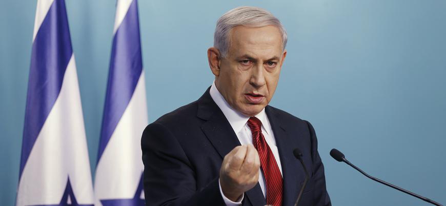 Netanyahu'dan İsrail'de 'birlik hükümeti' çağrısı