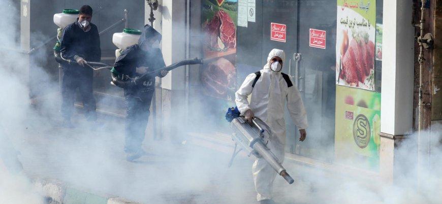 İran'da koronavirüs nedeniyle bir günde 113 kişi daha öldü