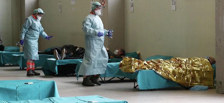 Koronavirüs: İtalya'da 24 saatte 368 kişi öldü