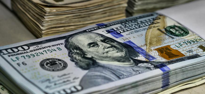 Dolar haftaya 6.33 lira seviyesinde başladı