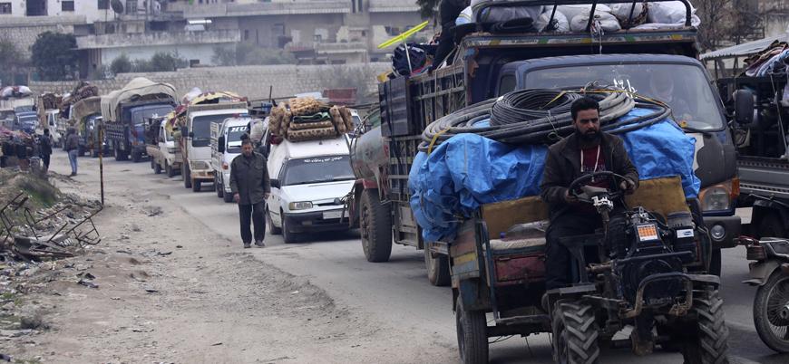 Milyonlarca sivil acil yardıma muhtaç: İdlib'de insani felaket kapıda