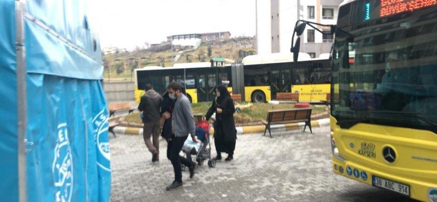 Umreden dönen 315 kişi Kayseri'de karantinaya alındı