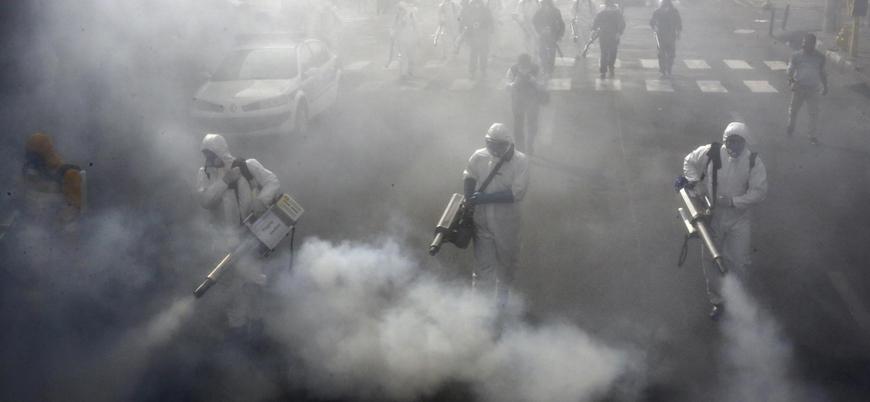 İran'da koronavirüs nedeniyle ölenlerin sayısı 853'e yükseldi