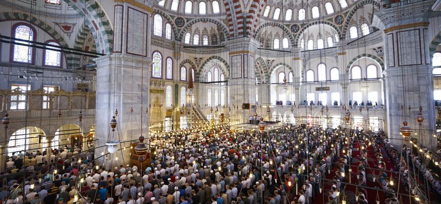 Camilerde cemaatle namaza ve cuma namazlarına ara verildi