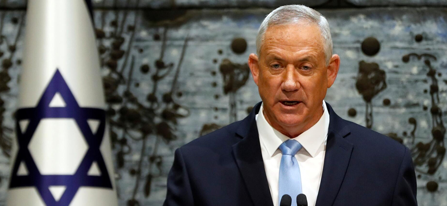 İsrail'de hükümeti kurma görevi Gantz'a verilecek