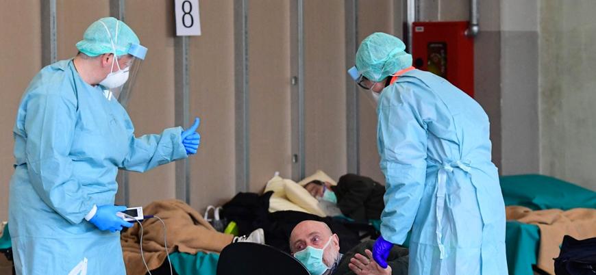 İtalya'da koronavirüsten ölenlerin sayısı 2 bini geçti