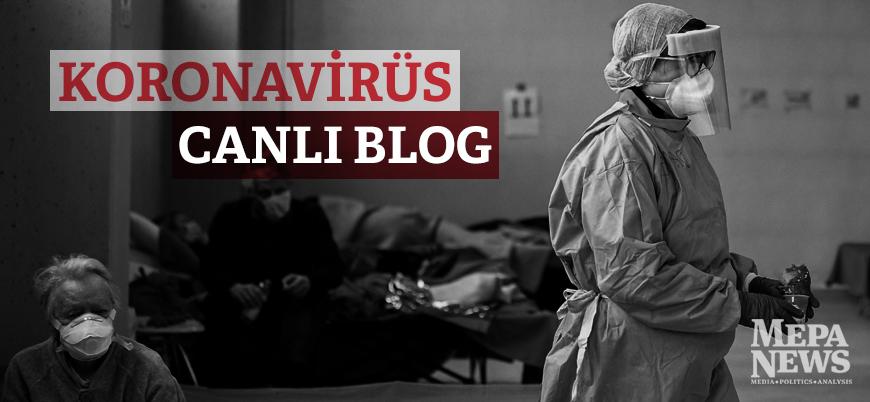 Canlı Blog | Koronavirüs salgınında son durum
