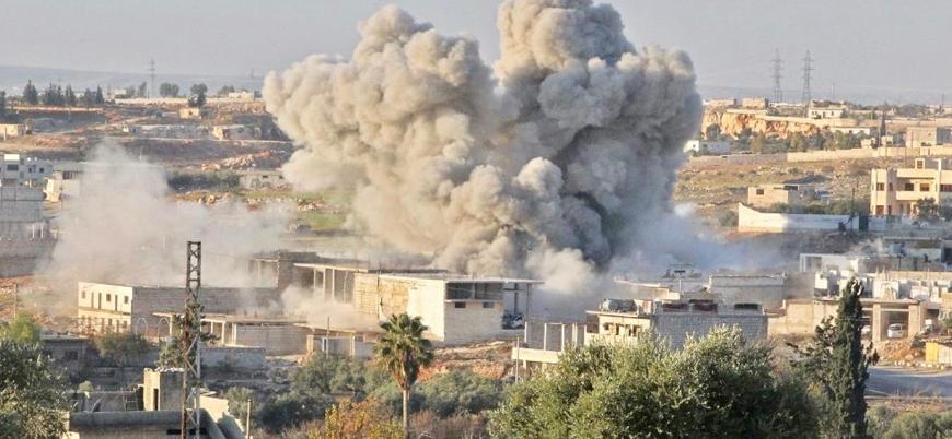 'Rusya ateşkese rağmen İdlib'e saldırı hazırlığında'