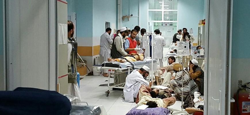 Afganistan'da Taliban kontrolündeki bölgelerde koronavirüs önlemleri