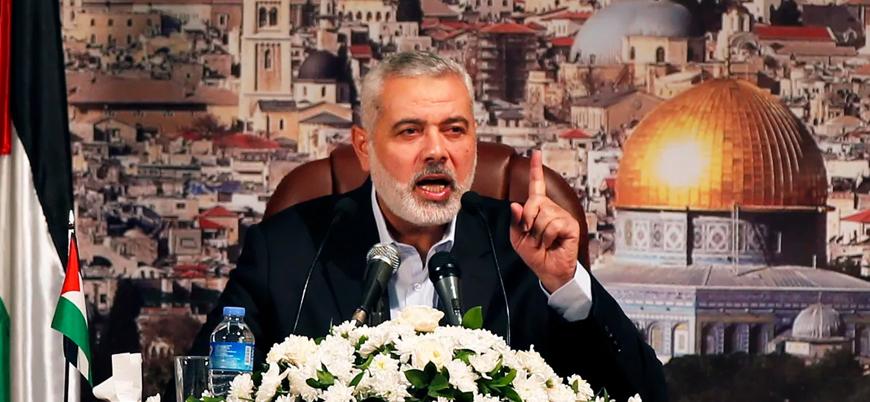 İsmail Haniye'nin destek arayışı ve Hamas'ın bölgesel geleceği