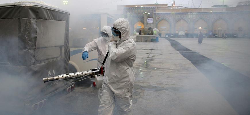 Koronavirüsün vurduğu İran'a Türkiye'den yardım