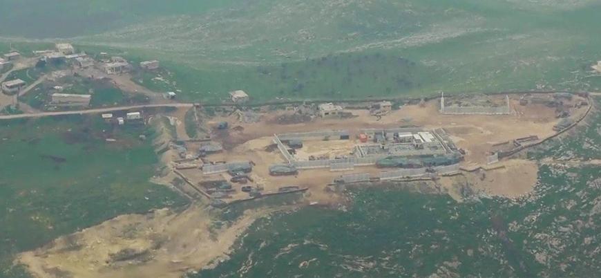 Rus kaynaklar İdlib'deki TSK üssünün drone görüntülerini yayınladı