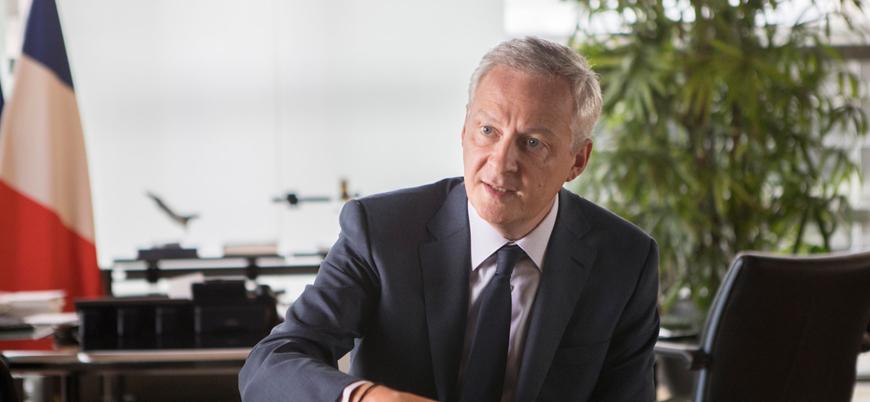 Fransa'da koronavirüs nedeniyle büyük şirketler devletleştirilebilir