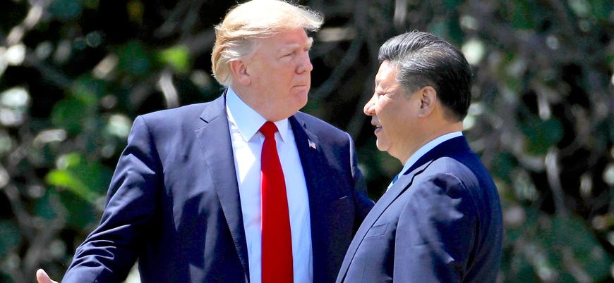 """""""Çin virüsü"""": ABD ile Çin arasında koronavirüs polemiği"""