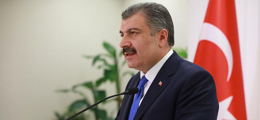 Türkiye'de koronavirüs vakalarının sayısı 191'e yükseldi
