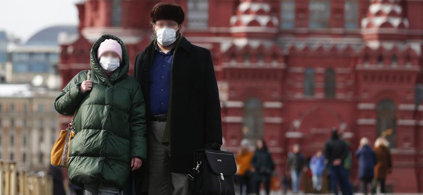 Rusya'da koronavirüsnedeniyle ilk ölüm
