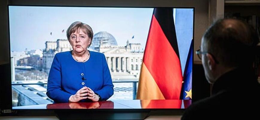 Merkel halka seslendi: 2. Dünya Savaşı'ndan bu yana görülmemiş bir durumdayız, tedbirlere uyun