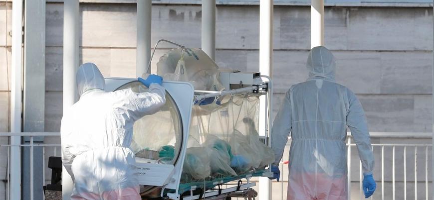 İtalya'da koronavirüs nedeniyle ölenlerin sayısı Çin'i geçti