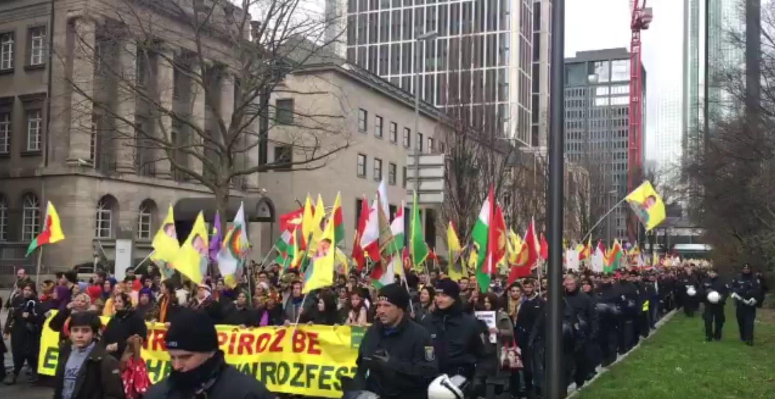 Dışişleri'nden Almanya'da PKK mitingi düzenlenmesine kınama