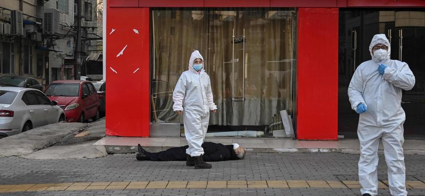 """""""Çin dünyayı bilgilendirseydi koronavirüs daha önce durdurulabilirdi"""""""
