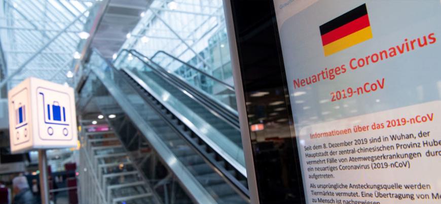Almanya, Türkiye hariç 31 Avrupa ülkesine seyahat yasağını kaldırıyor